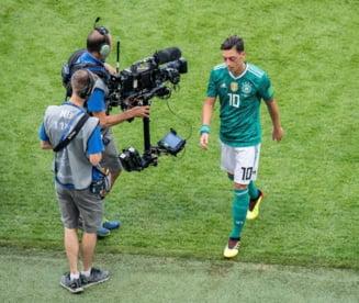 Ozil s-a retras din nationala Germaniei: Acuzatii foarte grave lansate de fotbalist