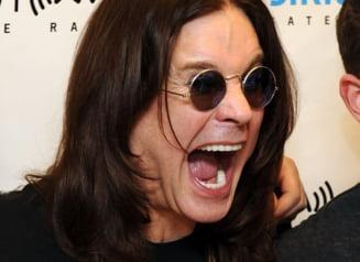 Ozzy Osbourne, bunic pentru a cincea oara