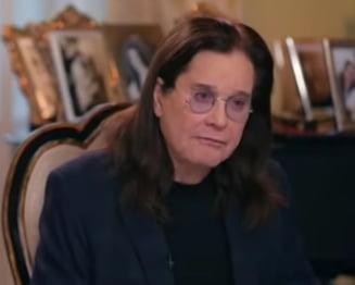 Ozzy Osbourne a dezvaluit ca sufera de Parkinson