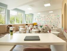 P&G transforma inca o sala de clasa intr-un spatiu sigur si primitor pentru elevii clasei pregatitoare