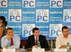 PC acuza: Antonescu a incercat sa ne convinga senatorii sa intre in PNL