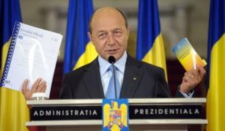PCM cere oamenilor sa nu mearga la vot si il sustine pe Traian Basescu