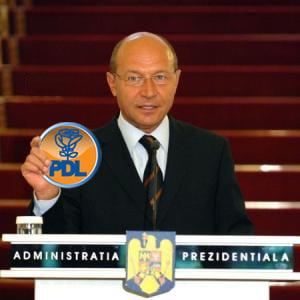 PD-L, linsat in numele lui Basescu