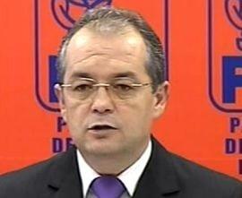 PD-L a depus motiune de cenzura impotriva Guvernului Tariceanu