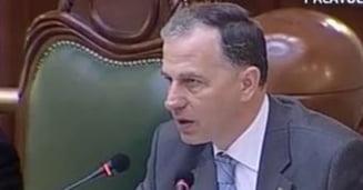 PD-L cere supendarea lui Geoana din functia de presedinte al Senatului (Video)