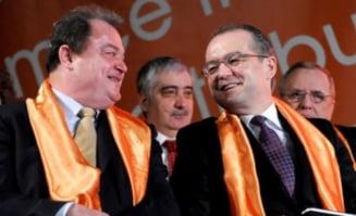PD-L l-a trimis pe Crin Antonescu la bai (Opinii)