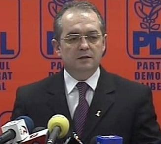 PD-L si-a ales ministrii: Udrea, Blaga si Videanu si-au vazut visul cu ochii