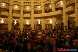 PD-L si-a votat statutul fara criterii de integritate - reformistii invinsi la CNC