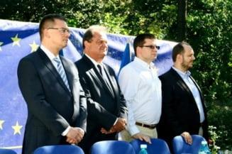 PDL, Forta Civica si PNTCD semneaza protocolul aliantei