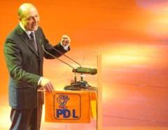 PDL la decontul lui Traian Basescu (Opinii)