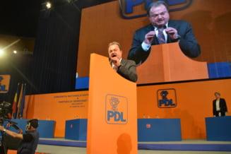 PDL si-a ales liderii - Cine va conduce partidul alaturi de Blaga