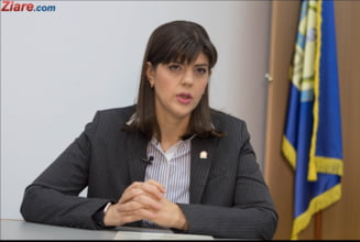 """PE a decis echipa de negociatori pentru pozitia de procuror-sef european: """"Au mandat clar - Laura Codruta Kovesi"""""""