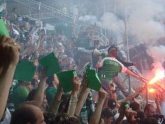 PE se teme de violente la meciul Romania Italia de la Euro 2008