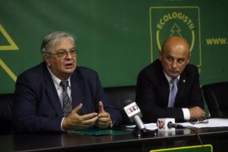 PER fuzioneaza cu verzii si agrarienii - este exclus un acord cu USL