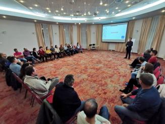 PLUS Constanta si-a prezentat viziunea despre cultura, agricultura si dezvoltare rurala