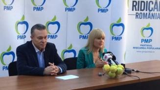 PMP Bihor isi voteaza pe Facebook candidatul la Presedintie - Diaconescu sau Udrea?