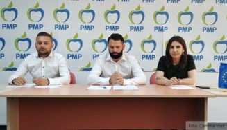 PMP Brasov a stabilit pe cine va sustine la alegerile prezidentiale
