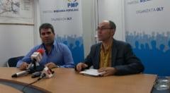 PMP Olt, ironii pentru PSD, mesaj pentru PNL