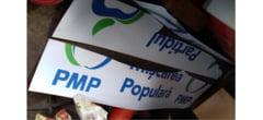 PMP acuza vandalizarea sediului de la Poieni - Patarlagele