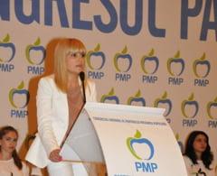 PMP decide marti cine va fi candidatul formatiunii la presedintie