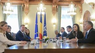 PMP vrea extinderea pactului propus de Iohannis. Domeniile vizate - infrastructura, sanatate si educatie