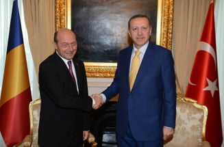 PNL: Basescu a uitat ca el i-a promis lui Erdogan moscheea de la Bucuresti si l-a pus pe Oprescu sa caute teren
