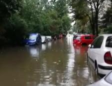 PNL: Bucurestiul se inunda la prima ploaie ca un sat din Delta. Este raspunderea exclusiva a primarului Firea