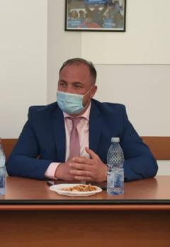 PNL Calarasi si-a prezentat candidatul pentru functia de primar al comunei Nicolae Balcescu, in persoana lui Ilie Lascu