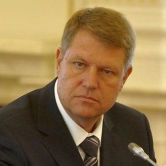 PNL Cluj il sustine pe Iohannis la presedintia Romaniei