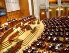 PNL a depus motiunea de cenzura impotriva Guvernului Ponta