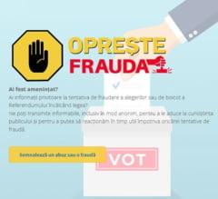PNL a lansat un site unde pot fi reclamate neregulile la alegeri: Deja s-au inregistrat primele doua sesizari