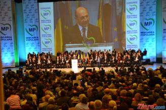PNL anunta ca a luat 150 de membri PMP la Cluj UPDATE Partidul lui Basescu acuza fake-news