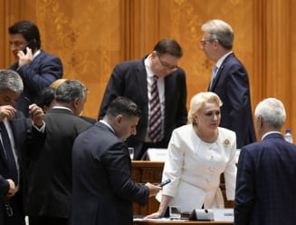 PNL depune, marti, motiunea de cenzura la adresa Guvernului Dancila: Ce urmeaza daca e votata de Parlament