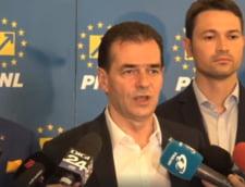 PNL depune motiune de cenzura daca Guvernul Dancila nu isi da demisia