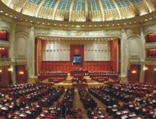 PNL depune motiunea de cenzura: De cati parlamentari mai au nevoie pentru a da jos Guvernul Ponta