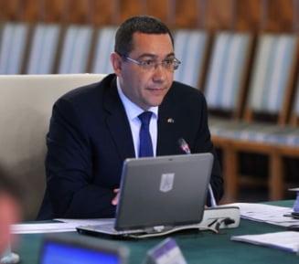 PNL ii face plangere penala lui Ponta, daca se adopta OUG privind migratia alesilor locali