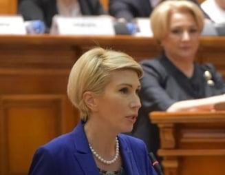"""PNL ii raspunde Vioricai Dancila, dupa ce i-a acuzat pe liberali ca au """"o problema cu bugetarii"""""""