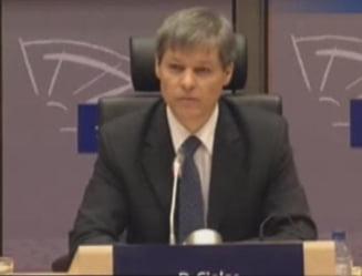 PNL il sustine pe Ciolos la votul final in functia de comisar european