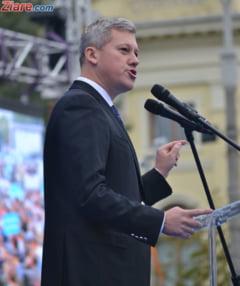 PNL il vrea pe Ponta plecat de la Palatul Victoria: A intins la maximum coarda