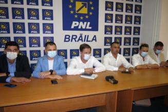 PNL-istii braileni au votat si motiunea lui Florin Citu pentru sefia partidului
