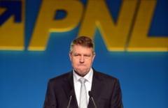PNL plange dupa Klaus Iohannis
