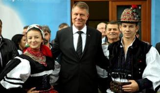 PNL sarbatoreste victoria lui Iohannis: Invitatul surpriza nu a venit