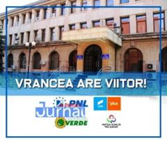 PNL si USR-PLUS si-au dat mana pentru sustinerea unui candidat unic la Consiliul Judetean Vrancea