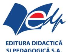PNL si USR contesta la CCR infiintarea Editurii Didactice si Pedagogice