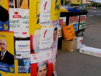 PNL si-a tiparit gratuit afisele electorale la tipografia CFR