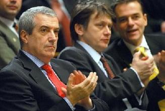 PNL trebuie sa aleaga intre PSD si Basescu