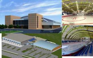 PNL vrea comisie de ancheta pentru patinoarul de la Brasov