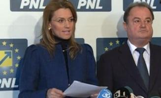 PNL vrea la guvernare: Iata primii pasi pentru schimbarea Guvernului Ponta