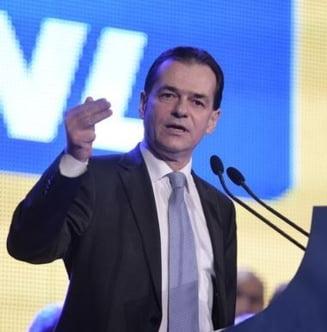 """PNL vrea sa il cheme pe premierul Tudose sa dea socoteala in Parlament, """"pe diferite chestiuni"""""""