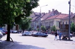 POZA ZILEI. Piata Unirii din Cluj-Napoca in urma cu 26 de ani